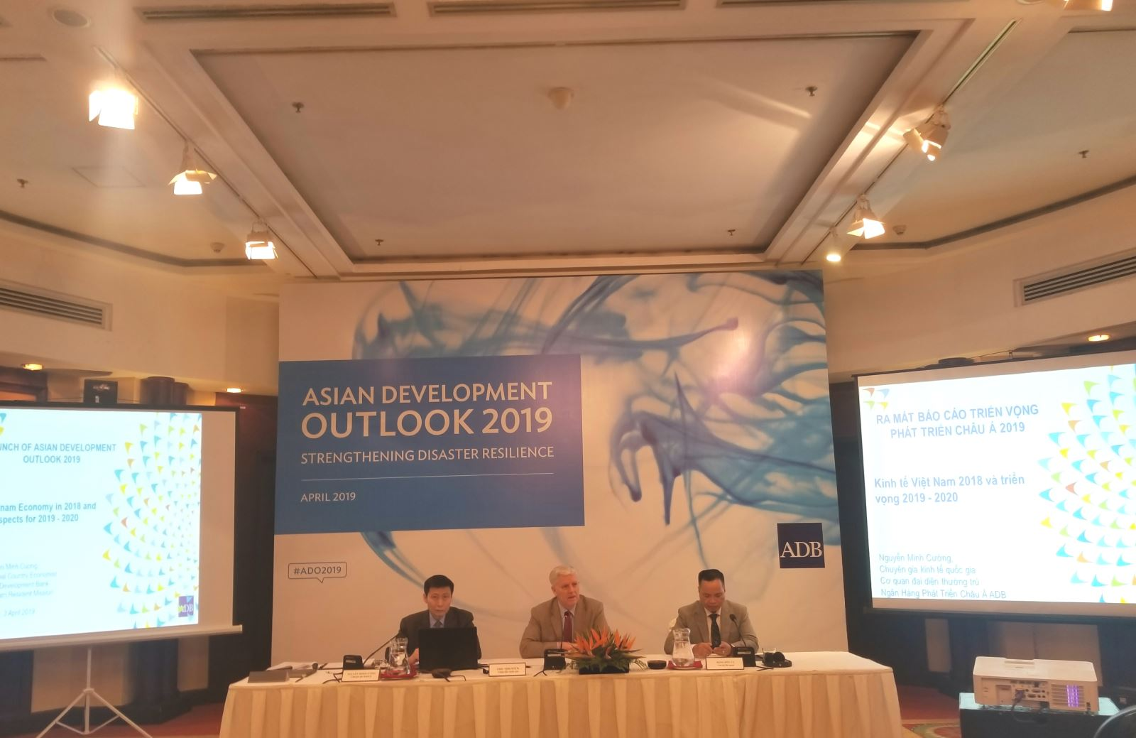 Vietnam's economy forecast to grow at 6.8% in 2019 amid weakening global outlook: ADB, vietnam economy, business news, vn news, vietnamnet bridge, english news, Vietnam news, news Vietnam, vietnamnet news, vn news, Vietnam net news, Vietnam latest news, V