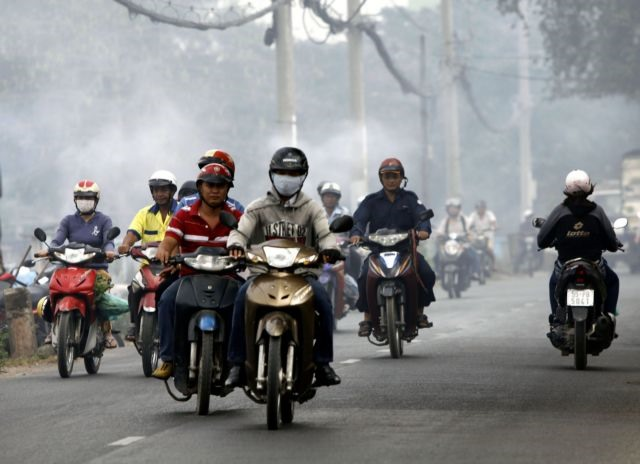 Hanoi ranking as the second-worst polluted city in Southeast Asia, Vietnam economy, Vietnamnet bridge, English news about Vietnam, Vietnam news, news about Vietnam, English news, Vietnamnet news, latest news on Vietnam, Vietnam