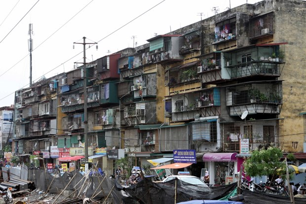 HCM City, tear down 15 old apartment building, Vietnam economy, Vietnamnet bridge, English news about Vietnam, Vietnam news, news about Vietnam, English news, Vietnamnet news, latest news on Vietnam, Vietnam
