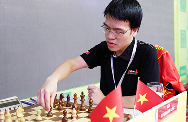 Vietnam's top chess player Liem reaches Dubai Open top 10, Sports news, football, Vietnam sports, vietnamnet bridge, english news, Vietnam news, news Vietnam, vietnamnet news, Vietnam net news, Vietnam latest news, vn news, Vietnam breaking news