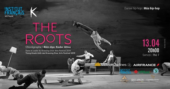 "Hip-hop Performance ""The Roots"" to show in Vietnam"