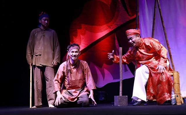 National Drama Theatre introduces Vietnamese traditional culture to the world, entertainment events, entertainment news, entertainment activities, what's on, Vietnam culture, Vietnam tradition, vn news, Vietnam beauty, news Vietnam, Vietnam news, Vietnam