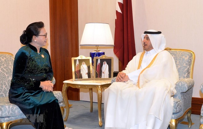 Vietnam treasures ties with Qatar: NA Chairwoman, Government news, Vietnam breaking news, politic news, vietnamnet bridge, english news, Vietnam news, news Vietnam, vietnamnet news, Vietnam net news, Vietnam latest news, vn news