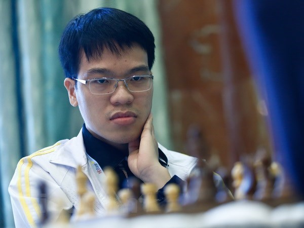 Vietnamese chess player grabs blitz silver at Dubai Open, Sports news, football, Vietnam sports, vietnamnet bridge, english news, Vietnam news, news Vietnam, vietnamnet news, Vietnam net news, Vietnam latest news, vn news, Vietnam breaking news