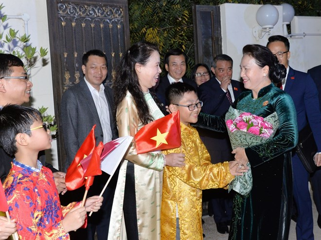 Vietnam wants to send more Vietnamese workers to Qatar: NA leader, Government news, Vietnam breaking news, politic news, vietnamnet bridge, english news, Vietnam news, news Vietnam, vietnamnet news, Vietnam net news, Vietnam latest news, vn news