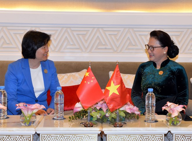 Vietnam, China to promote parliamentary ties, Government news, Vietnam breaking news, politic news, vietnamnet bridge, english news, Vietnam news, news Vietnam, vietnamnet news, Vietnam net news, Vietnam latest news, vn news