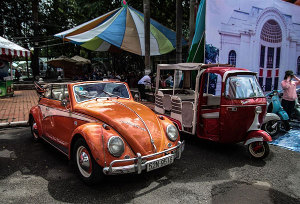 Dam Sen Park, Sài Gòn Vintage Car Festival, Vietnam economy, Vietnamnet bridge, English news about Vietnam, Vietnam news, news about Vietnam, English news, Vietnamnet news, latest news on Vietnam, Vietnam