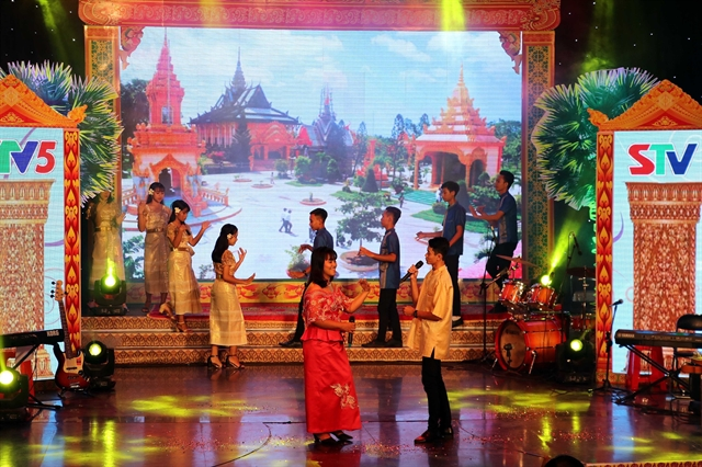 First Khmer Music and Dance Festival 2019 opens, entertainment events, entertainment news, entertainment activities, what's on, Vietnam culture, Vietnam tradition, vn news, Vietnam beauty, news Vietnam, Vietnam news, Vietnam net news, vietnamnet news, vie