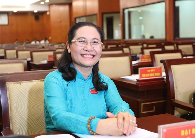 HCM City People's Council gets new Chairwoman, Government news, Vietnam breaking news, politic news, vietnamnet bridge, english news, Vietnam news, news Vietnam, vietnamnet news, Vietnam net news, Vietnam latest news, vn news