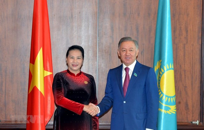 Vietnam, important Southeast Asian partner of Kazakhstan, Government news, Vietnam breaking news, politic news, vietnamnet bridge, english news, Vietnam news, news Vietnam, vietnamnet news, Vietnam net news, Vietnam latest news, vn news