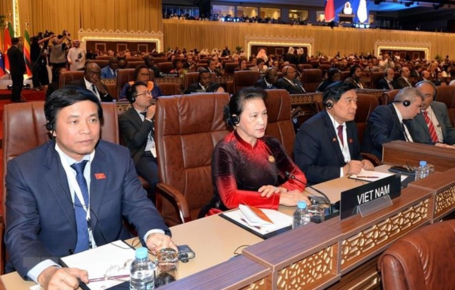 National Assembly Chairwoman concludes overseas working trip, Government news, Vietnam breaking news, politic news, vietnamnet bridge, english news, Vietnam news, news Vietnam, vietnamnet news, Vietnam net news, Vietnam latest news, vn news