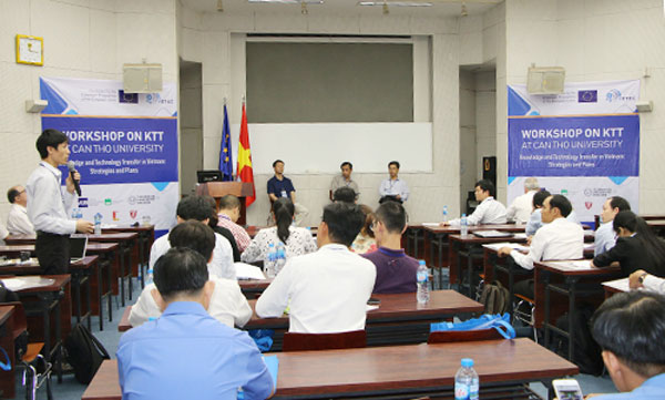 Tech transfer project, Vietnamese universities, European partners, Vietnam economy, Vietnamnet bridge, English news about Vietnam, Vietnam news, news about Vietnam, English news, Vietnamnet news, latest news on Vietnam, Vietnam