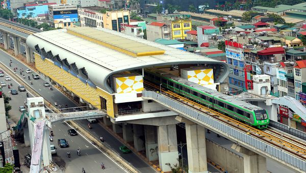 Hanoi to spend US$620,000 to subsidize first sky train fare