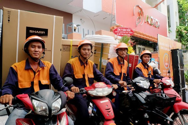 ADiDi penetrates local delivery market, vietnam economy, business news, vn news, vietnamnet bridge, english news, Vietnam news, news Vietnam, vietnamnet news, vn news, Vietnam net news, Vietnam latest news, Vietnam breaking news