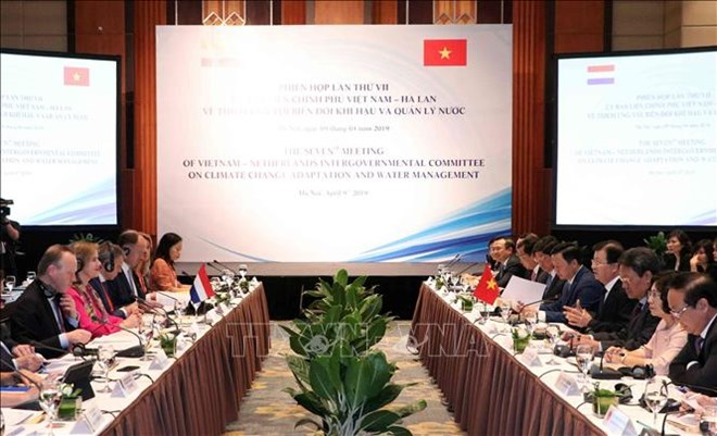 Climate change adaptation – important pillar of Vietnam-Netherlands ties, Vietnam environment, climate change in Vietnam, Vietnam weather, Vietnam climate, pollution in Vietnam, environmental news, sci-tech news, vietnamnet bridge, english news, Vietnam n